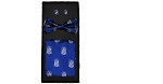 Phi Beta Sigma Silk Bow Tie Set
