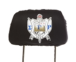 Sigma Gamma Rho Headrest Cover