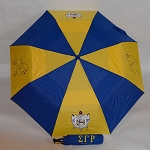 Sigma Gamma Rho Folding Umbrella