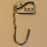 Zeta Phi Beta Purse Holder